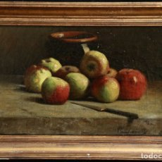 Arte: ARTHUR BRUNEL NEUVILLE (1852-1941) OLEO FRANCÉS FIRMADO VENDIDOS A 120,000 € SUBASTADO EN CHRISTIES. Lote 175368395