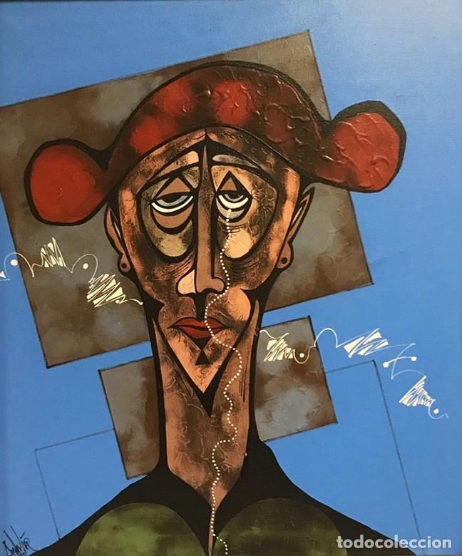 SALVADOR AULESTIA (1919-1994) (Arte - Pintura - Pintura al Óleo Contemporánea )