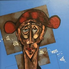 Arte: SALVADOR AULESTIA (1919-1994). Lote 175481562