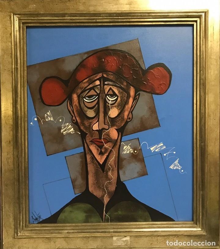 Arte: SALVADOR AULESTIA (1919-1994) - Foto 2 - 175481562