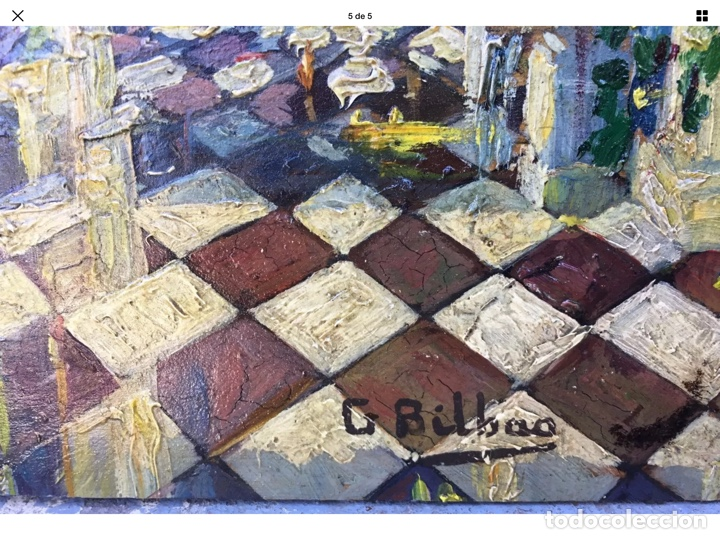 Arte: Óleo de Gonzalo Bilbao - Foto 4 - 175695488