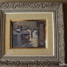 Arte: ISIDRE ODENA DAURA - VALL FERRERA (RECÓ D'AREO). Lote 175717713