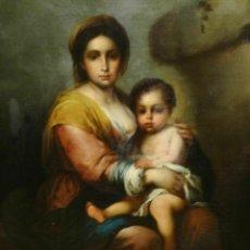 Arte: ESCUELA ESPAÑOLA - DESPUÉS DE BARTOLOMÉ ESTEBAN MURILLO (1618-1682). Lote 175732878