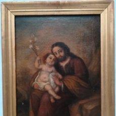 Arte: SAN JOSE DE LA ESCUELA ANDALUZA. Lote 175759153