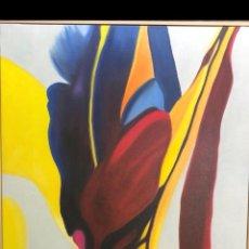 Arte: OLEO/LIENZO MEDIDAS 73X60 FIRMADO. Lote 175767294