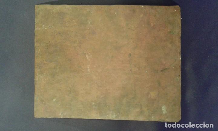 Arte: San Francisco. Óleo sobre cobre. Siglo XVII - XVIII. - Foto 13 - 175785964