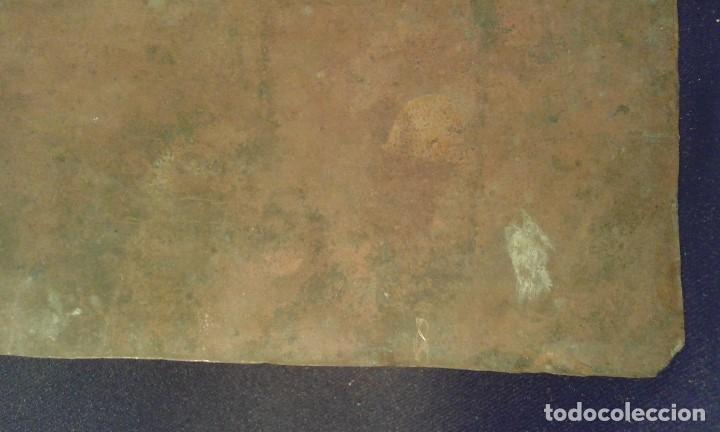 Arte: San Francisco. Óleo sobre cobre. Siglo XVII - XVIII. - Foto 14 - 175785964