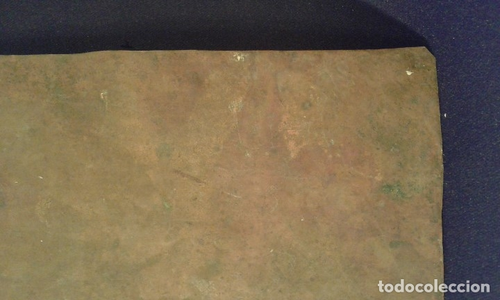 Arte: San Francisco. Óleo sobre cobre. Siglo XVII - XVIII. - Foto 15 - 175785964