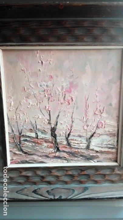 Arte: oleo sobre tablex-PAREJA - Foto 3 - 175822333