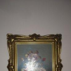 Arte: ÓLEO SOBRE TABLA. Lote 175934963