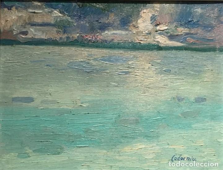 Arte: Marina por Daniel Codorniu (Palma de Mallorca 1943) - Foto 4 - 176228520