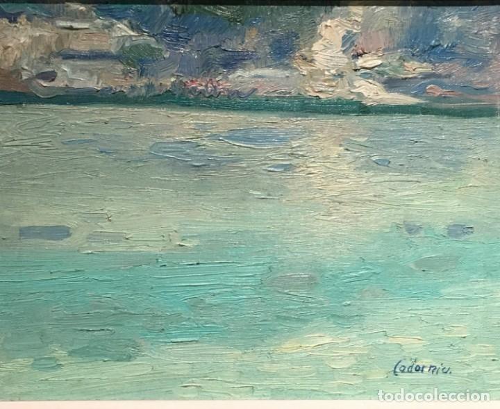 Arte: Marina por Daniel Codorniu (Palma de Mallorca 1943) - Foto 6 - 176228520