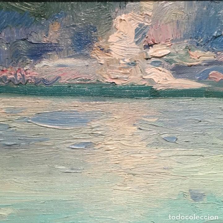 Arte: Marina por Daniel Codorniu (Palma de Mallorca 1943) - Foto 10 - 176228520