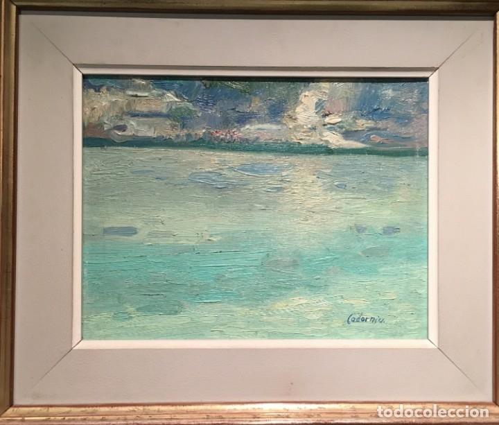 Arte: Marina por Daniel Codorniu (Palma de Mallorca 1943) - Foto 12 - 176228520