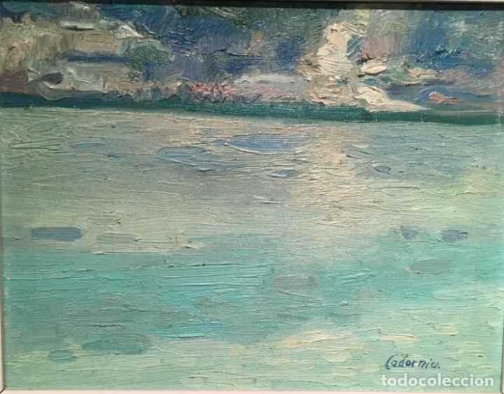 Arte: Marina por Daniel Codorniu (Palma de Mallorca 1943) - Foto 13 - 176228520