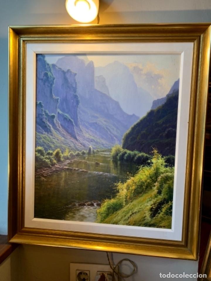 Arte: Maravilloso paisaje firmado por Carlos Sempere - Foto 2 - 176287694