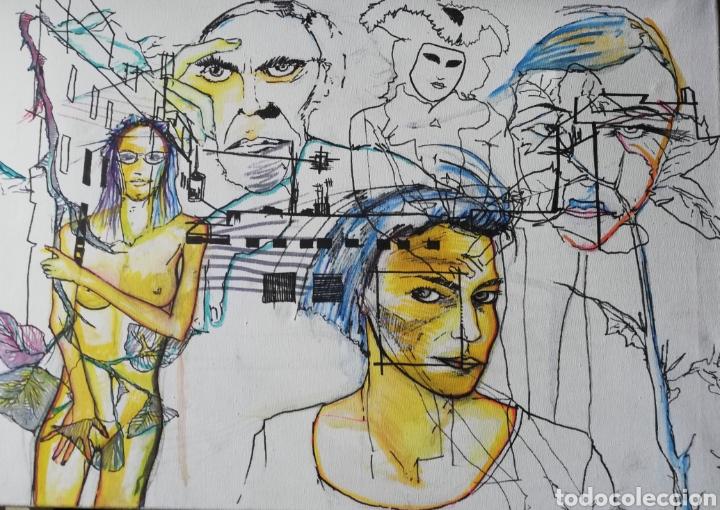 PINTURA DE AUTOR (Arte - Pintura Directa del Autor)