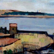 Arte: RAFAEL DURAN I BENET, PINTOR (1931 - 2015) // OLEO SOBRE LIENZO //. Lote 176371925