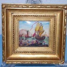 Arte: ANTIGUA MINIATURA S.XIX. Lote 176441100