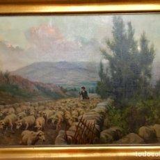 Arte: RAMÓN BORRELL I PLA -(BARCELONA 1876-1963). Lote 176455705