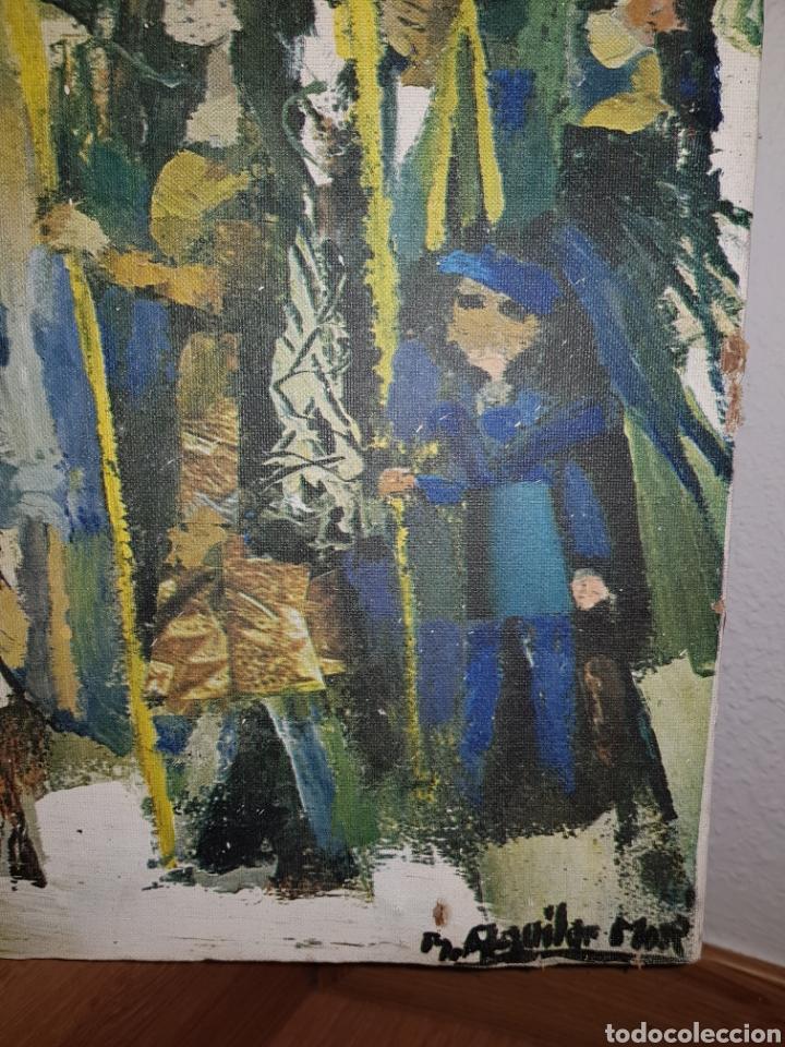 Arte: Ramon aguilar moré por identificar domingo de ramos - Foto 3 - 176593095