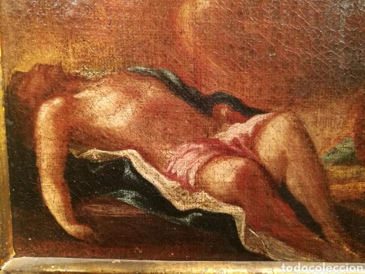 Arte: CRISTO MUERTO. ESCUELA ITALIANA DEL S.XVI. - Foto 2 - 176679999