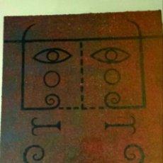 Arte: SUBIRACHS I SITJAR, JOSEP MARIA ( ) EL ORIGINAL Y LA LITOGRAFIA. Lote 176810573