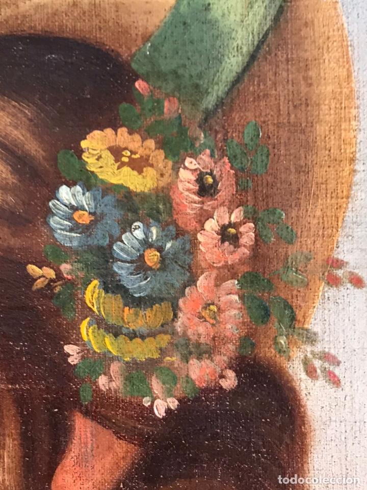 Arte: Escuela Italiana S XVIII, óleo sobre lienzo, 103x90x9 (marco), 65x79 - Foto 8 - 176818449