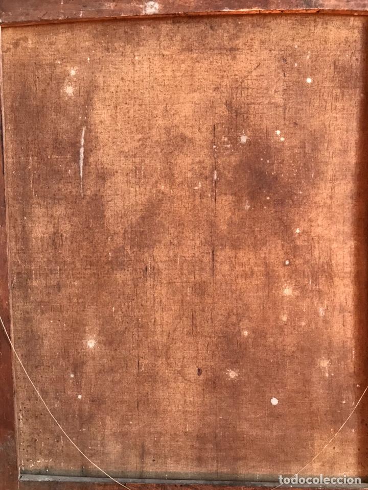 Arte: Escuela Italiana S XVIII, óleo sobre lienzo, 103x90x9 (marco), 65x79 - Foto 17 - 176818449