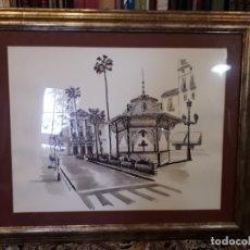 Arte: S. CAMPILLO PLAZA DE LA PAZ CASTELLÓN. Lote 177007038