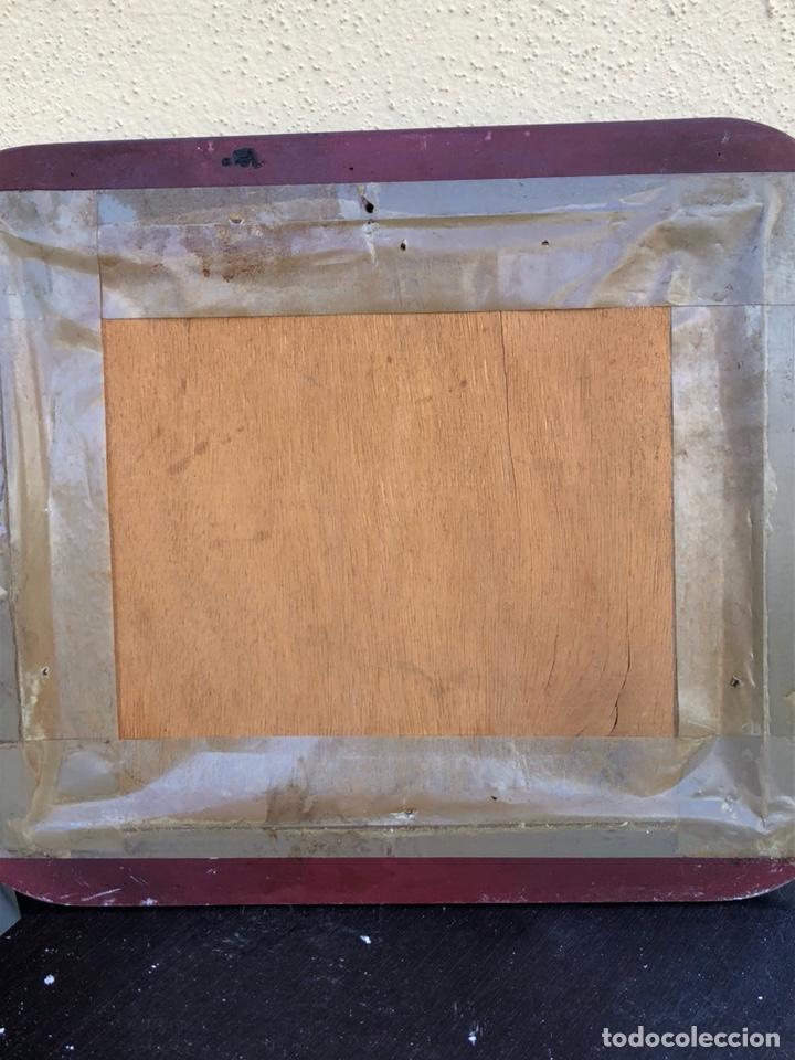 Arte: Bonito óleo sobre tabla firmado - Foto 3 - 199675518