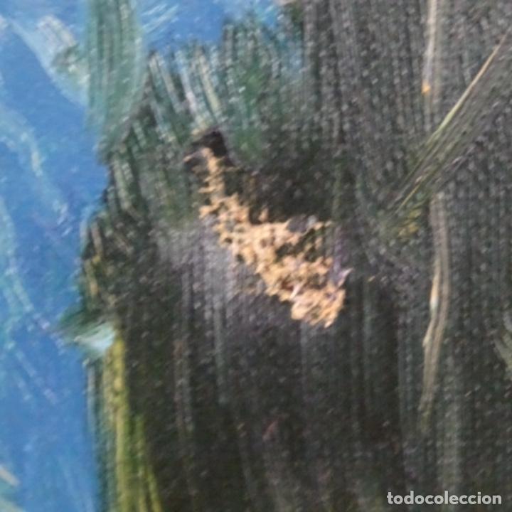 Arte: Oleo sobre tela de Ramon trulls Pons pintor de Manresa. - Foto 11 - 177430413