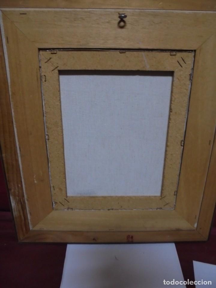Arte: magnifico oleo sobre lienzo,del pintor A.casals - Foto 9 - 177521127