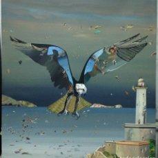 Arte: URBANO LUGRIS VADILLO,FERROL,CORUÑA,LUGO,VIGO,PONTEVEDRA,SANTIAGO,ORENSE,MADRID,BARCELONA,SARGADELOS. Lote 177645957