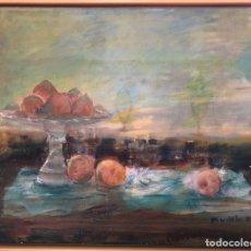 Arte: MARIA VICTORIA DE LA FUENTE ,FERROL, CORUÑA ,LUGO,VIGO,PONTEVEDRA,SANTIAGO,ORENSE,,CASTRO,SARGADELOS. Lote 177711063
