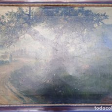 Arte: PINTURA ÓLEO DE. FERNANDO GARCÍA CAMOYANO. 1867. 1930. 95X65CTMS. Lote 177712983