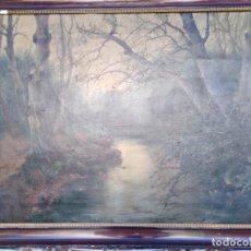 Arte: ÓLEO LIENZO DE FERNANDO GARCÍA CAMOYANO 1867 __ 1930. . 95X65CTMS. Lote 177713348