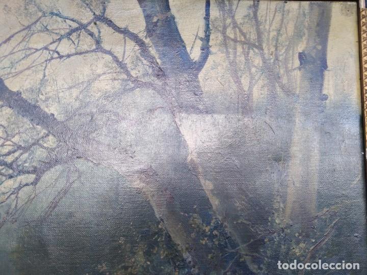 Arte: Óleo lienzo de fernando García camoyano 1867 __ 1930. . 95x65ctms - Foto 2 - 177713348