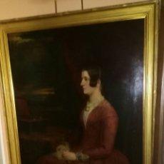 Arte: HENRY WILLIAM PICKERSGILL 1782-1875. OLEO ENMARCADO. ENVIO CERTIFICADO INCLUIDO.. Lote 177773173