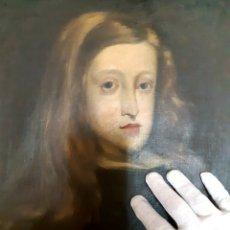 Arte: RETRATO DE CARLOS II SIGLO XVIII-XIX. Lote 177827794