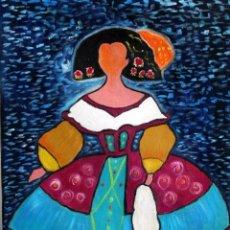 Arte: MENINAS OBRA DE GILABERTE. Lote 178083162