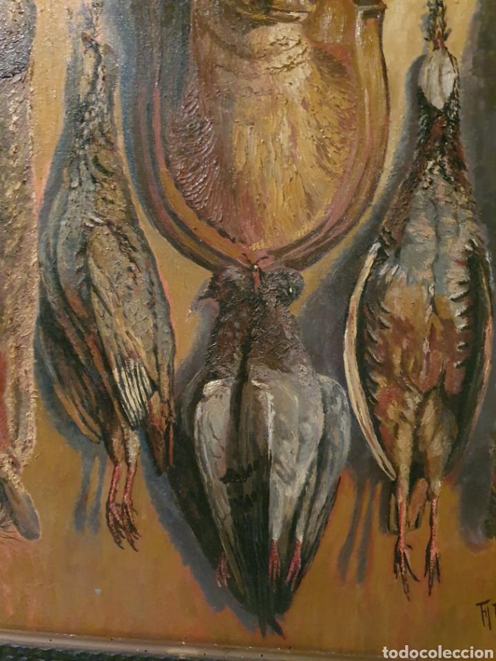 Arte: GRAN BODEGON DE NATURALEZA MUERTA FIRMADO FAUSTO ANTONIO MOYA - Foto 4 - 178146738