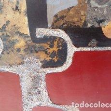 Arte: PINTURA ABSTRACTA DEL PINTOR CATALAN JOSEP MARFA GUARRO DE BARCELONA. Lote 178360526