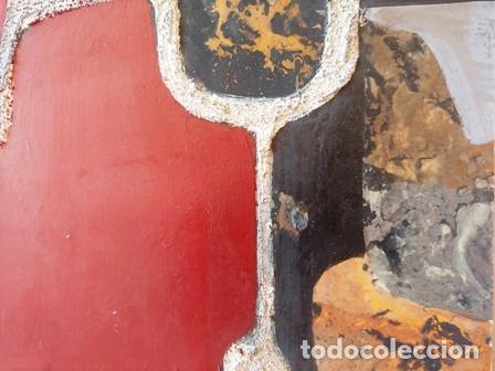 Arte: PINTURA ABSTRACTA DEL PINTOR CATALAN JOSEP MARFA GUARRO DE BARCELONA - Foto 3 - 178360526