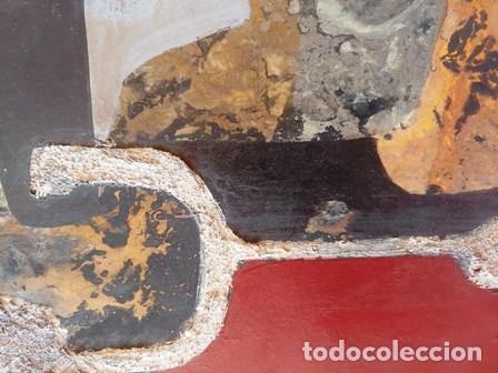 Arte: PINTURA ABSTRACTA DEL PINTOR CATALAN JOSEP MARFA GUARRO DE BARCELONA - Foto 6 - 178360526