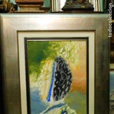 Arte: OPORTUNIDAD OBRA SELECCIONADA OLEO GUINOVART. Lote 178447380