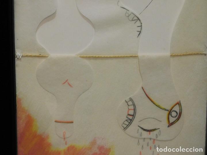 Arte: OPORTUNIDAD OBRA SELECCIONADA OLEO GUINOVART - Foto 3 - 178447448