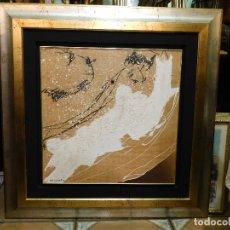 Arte: OPORTUNIDAD OBRA SELECCIONADA OLEO GUINOVART. Lote 178447566