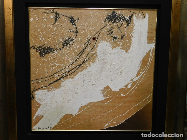 Arte: OPORTUNIDAD OBRA SELECCIONADA OLEO GUINOVART - Foto 2 - 178447566