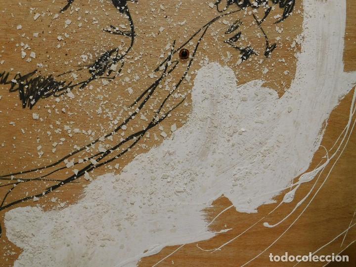 Arte: OPORTUNIDAD OBRA SELECCIONADA OLEO GUINOVART - Foto 3 - 178447566